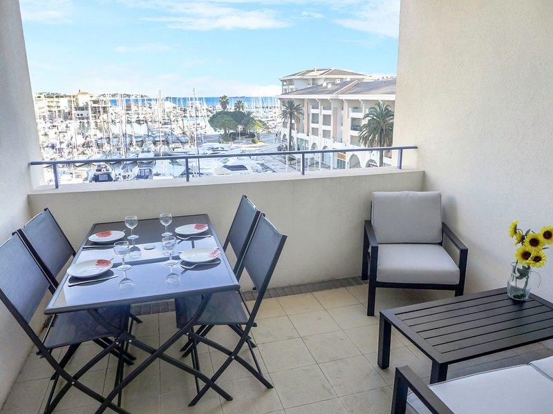 Le Nadir, location de vacances à Fréjus-Plage