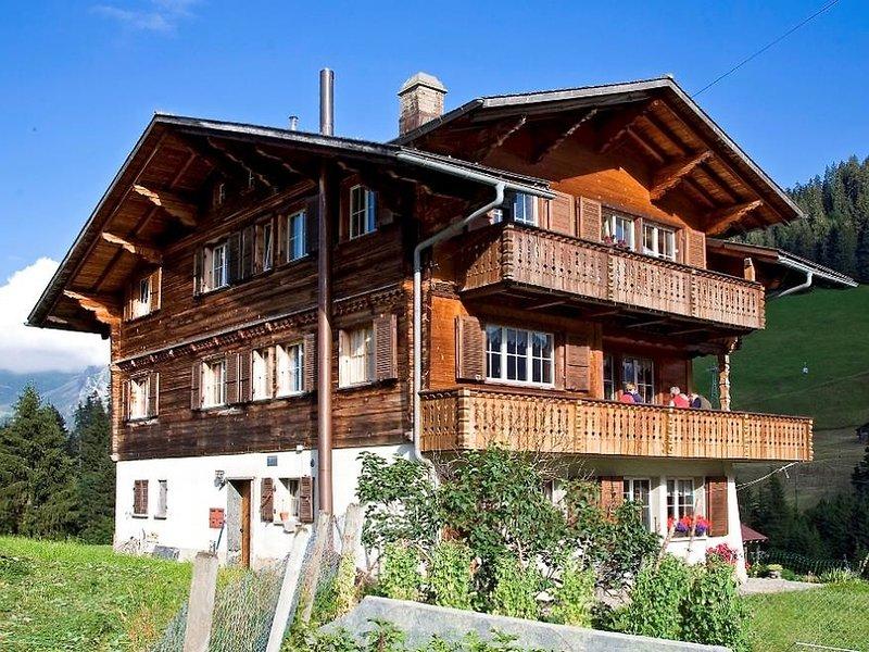 Gilbachhöckli 2, vacation rental in Achsete