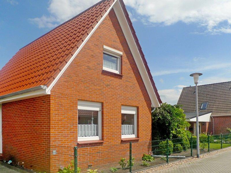 Hexenhuus, holiday rental in Hagermarsch