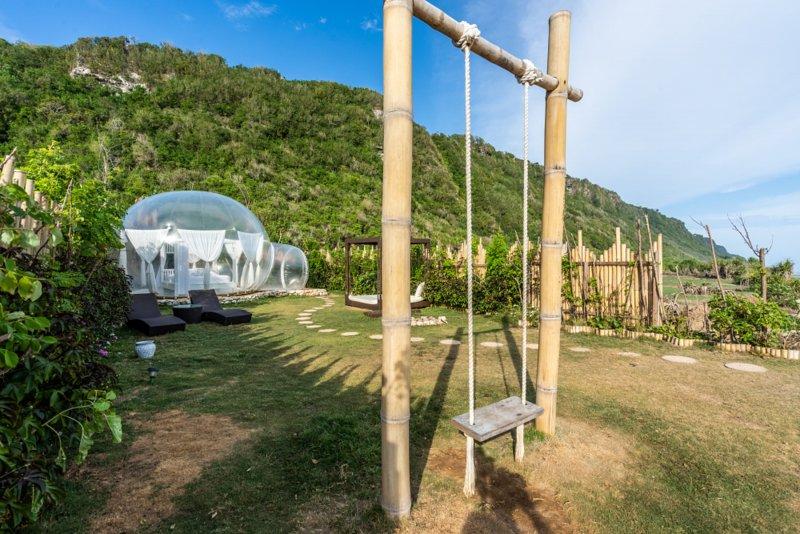 Bubble Hotel Bali Nyang Nyang, vacation rental in Uluwatu