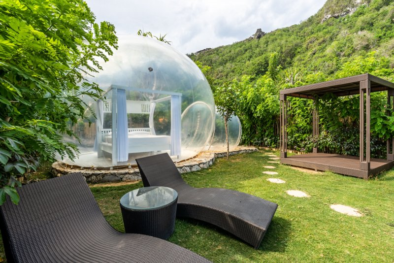 Bubble Hotel Bali Nyang Nyang, vacation rental in Uluwatu
