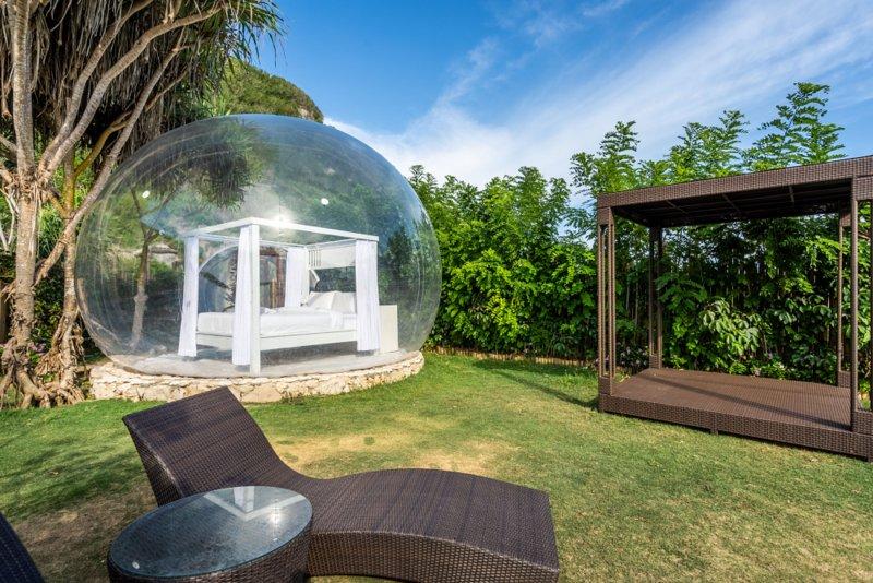 Bubble Hotel Bali Nyang Nyang, Ferienwohnung in Uluwatu