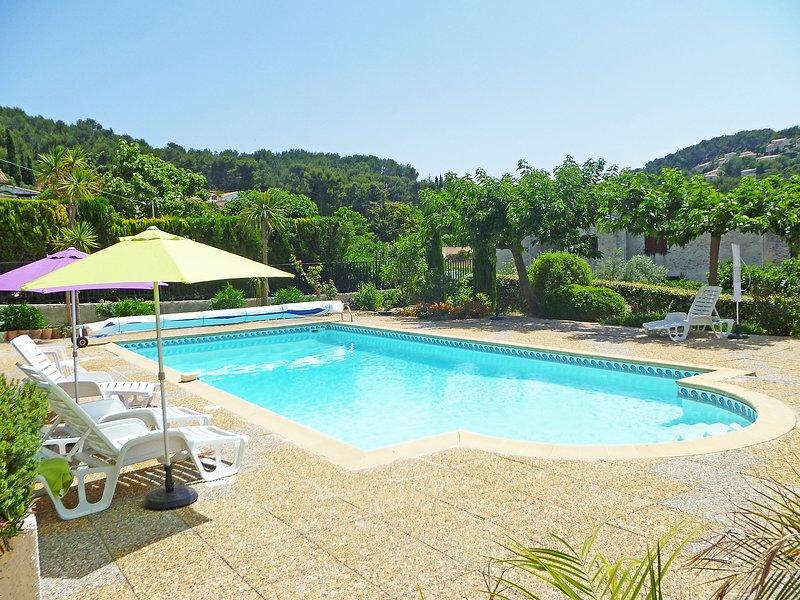 La Madrague d'Azur, holiday rental in Les Lecques