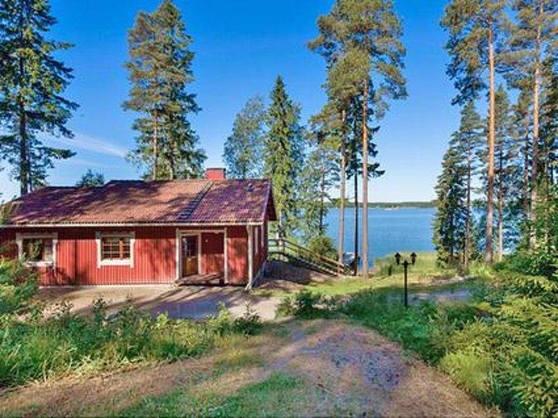 Näsinlinna, location de vacances à Bromarv