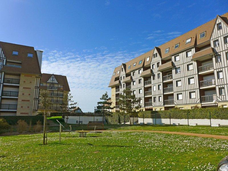 The Bizontine, vacation rental in Gonneville-en-Auge