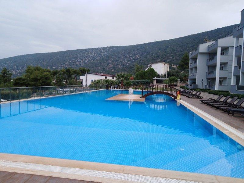 Tropicana Duplex, location de vacances à Akbuk