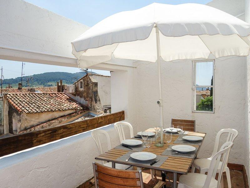 La Cadièrienne, holiday rental in La Cadiere d'Azur