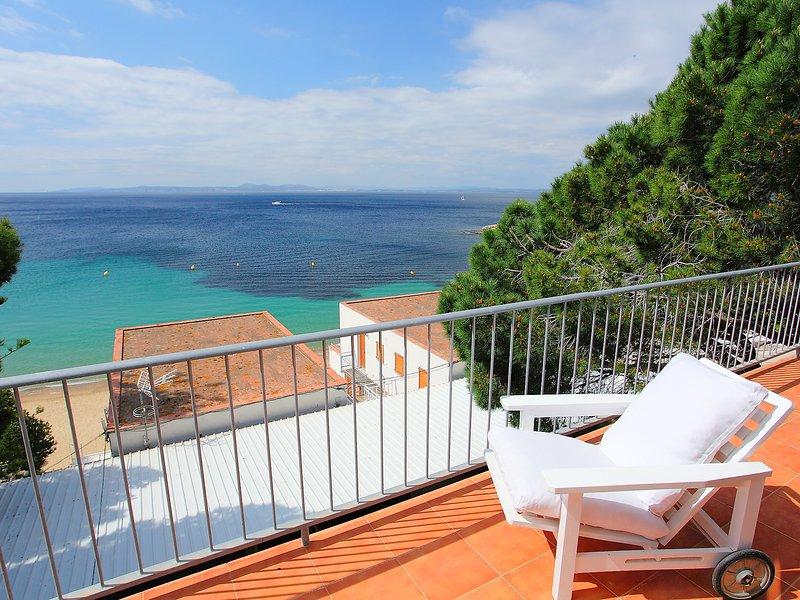 Santa Lucia, holiday rental in Roses