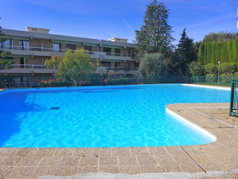 Ciel de Fabron, holiday rental in St-Laurent du Var