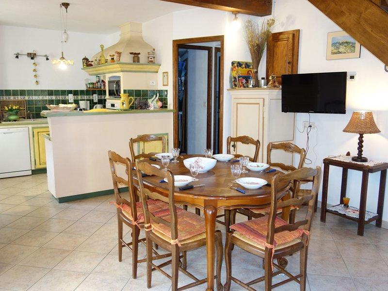 Le Brulat, holiday rental in Le Castellet