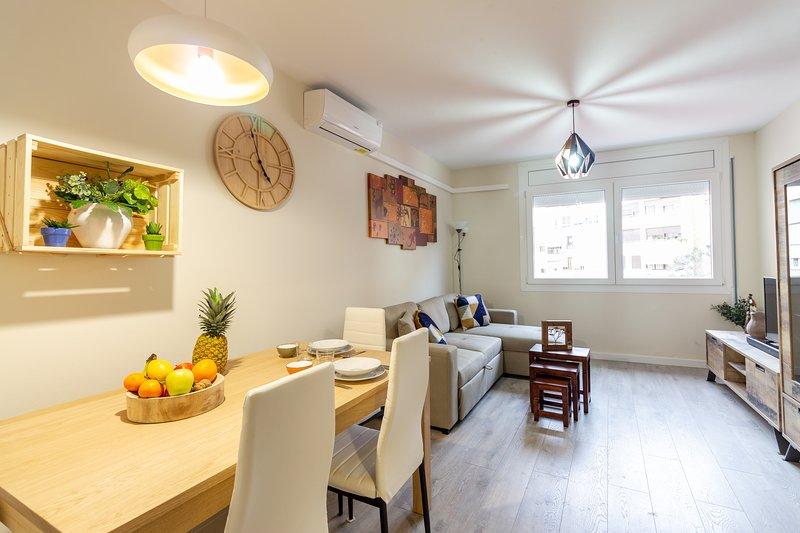 Tarrapolita_Apartamento_Rambla, holiday rental in Les Masies Catalanes