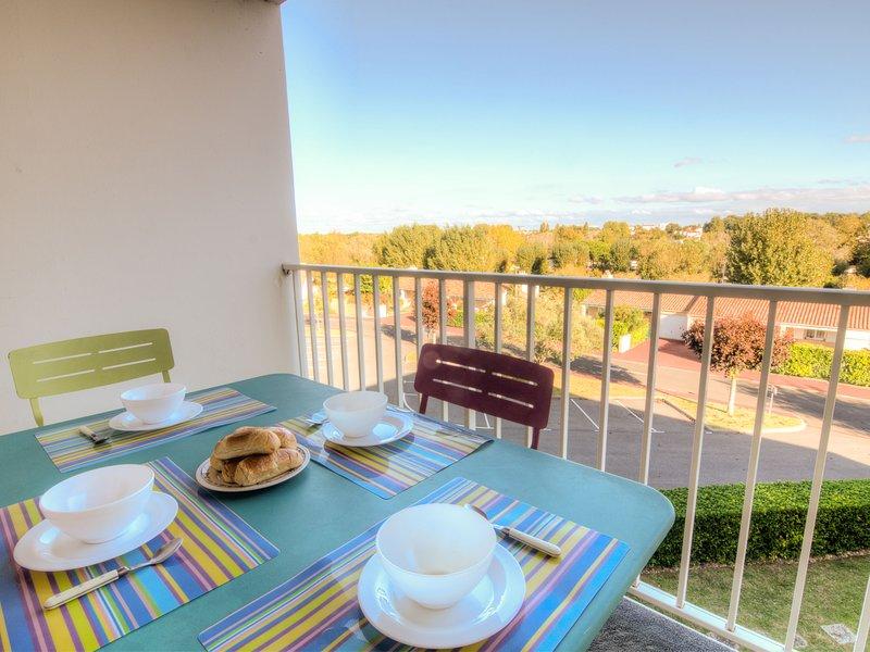 Les Jardins de l'Océan, vacation rental in Pontaillac