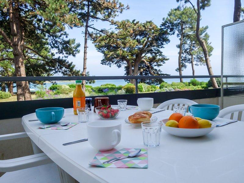 Baie de Beaumer, location de vacances à La Trinite-sur-Mer