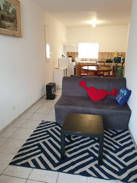 Beautiful apt with shared pool, location de vacances à Sigonce