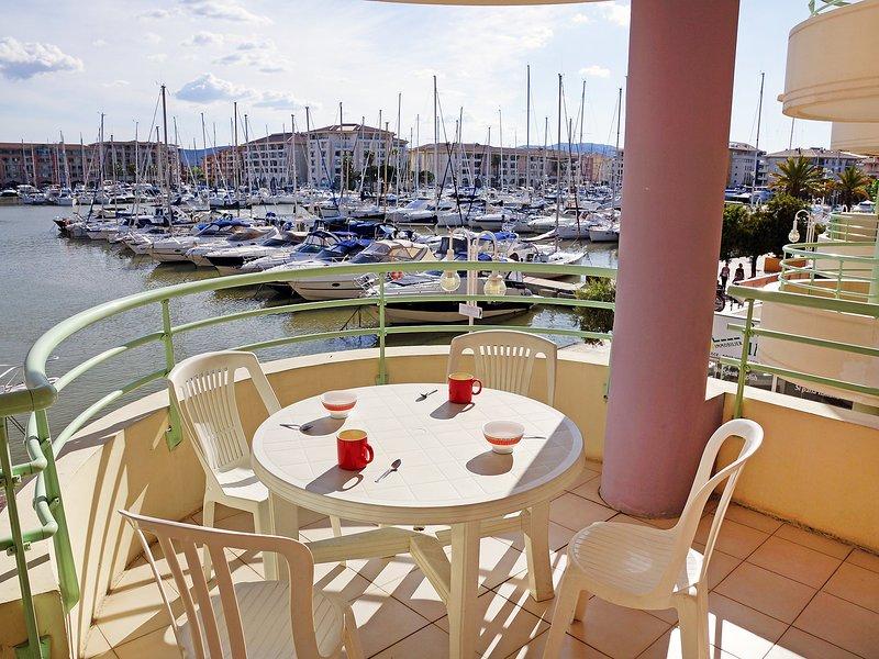 Quartier Latin, location de vacances à Fréjus-Plage