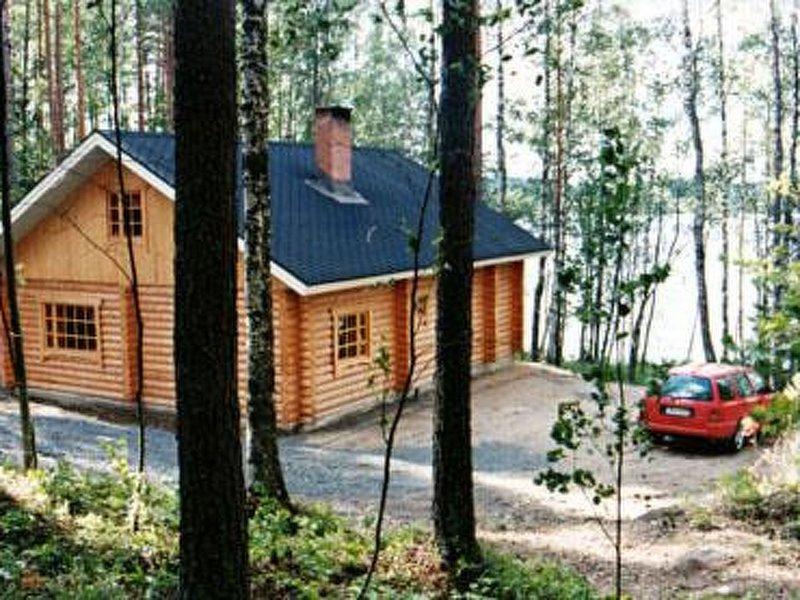 Kissankäpälä, holiday rental in Hankasalmi