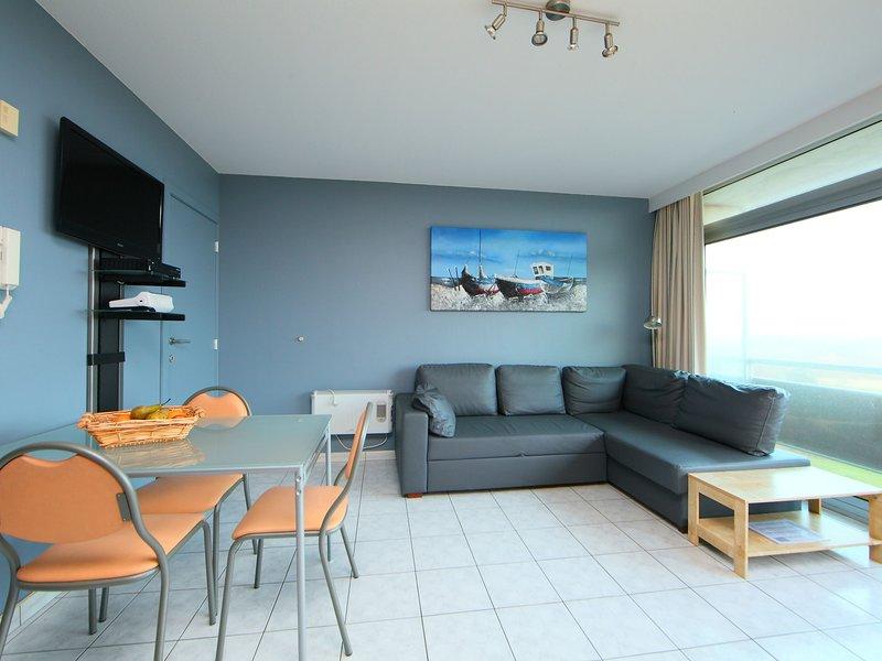 Residentie Astrid, alquiler vacacional en Bredene