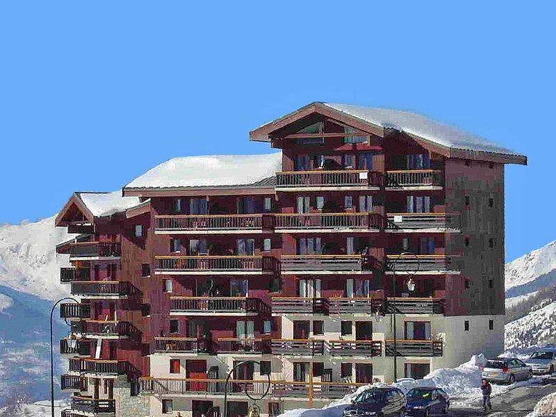 Balcons D'Olympie, holiday rental in Levassaix