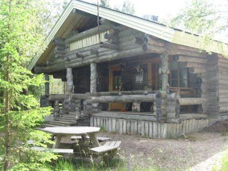 Äystönmaja, holiday rental in Vallioniemi