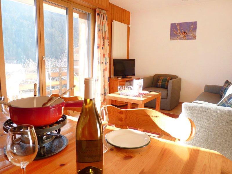 Tourbillon B 27, holiday rental in Ovronnaz