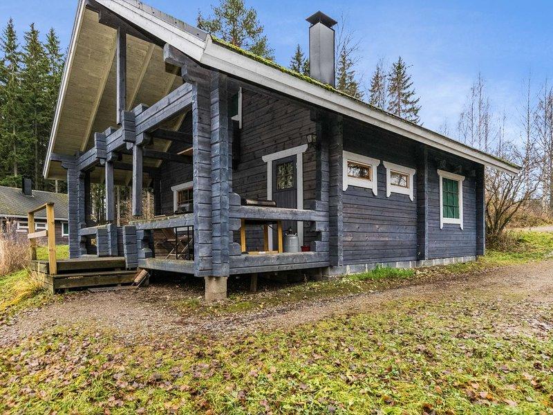 Puolukka, holiday rental in Luopioinen