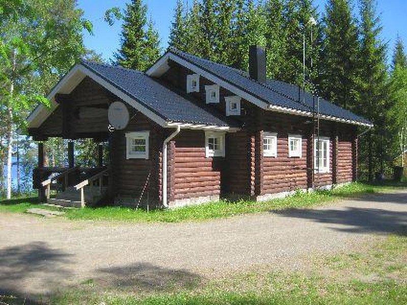 Pielislinna/savilahti, holiday rental in Ahmovaara