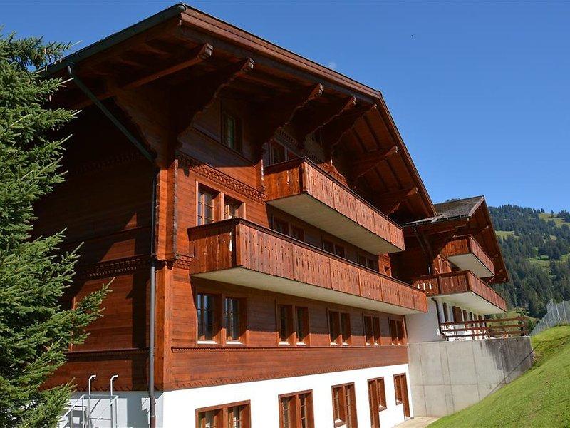 Henry (Tiefparterre), vacation rental in Saanenmoser