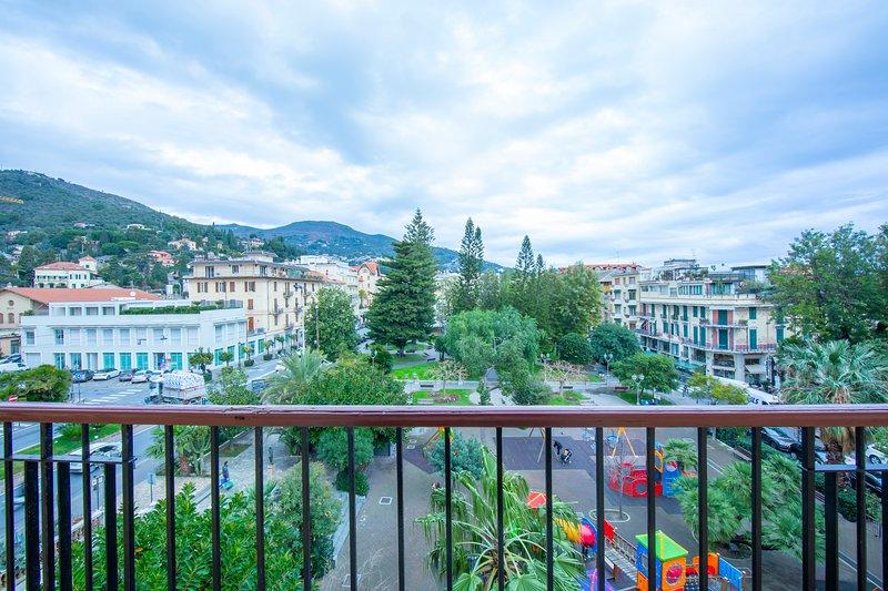Park View, location de vacances à Alassio