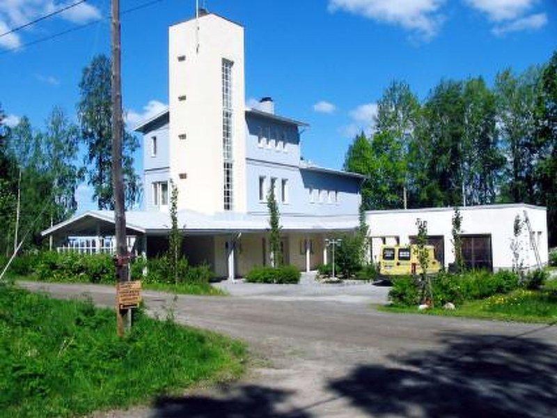 Paloranta, vacation rental in Toivakka