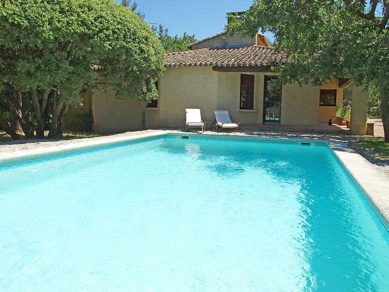 La Jeansona, holiday rental in Menerbes