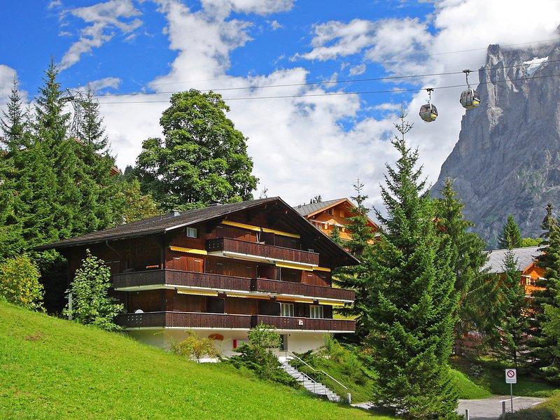 Chalet Bodmisunne, location de vacances à Grindelwald