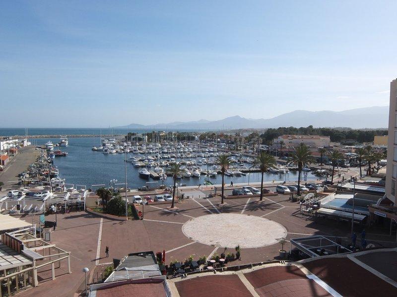 Port des Sables, alquiler de vacaciones en Saint-Cyprien-Plage