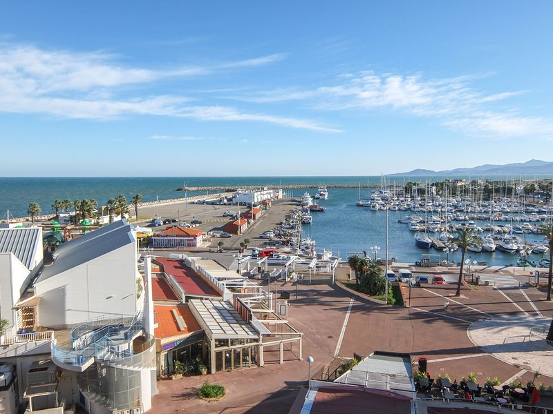 Port des Sables, holiday rental in Saint-Cyprien-Plage
