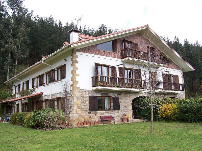 Urdaibai, holiday rental in Ea
