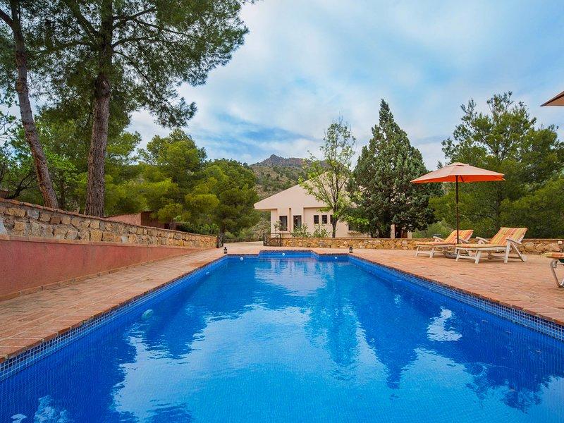 De la Cruz, holiday rental in Lorca