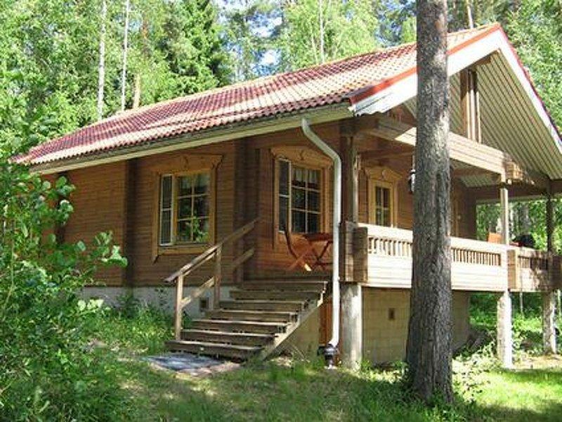 Mustikka, holiday rental in Lohja