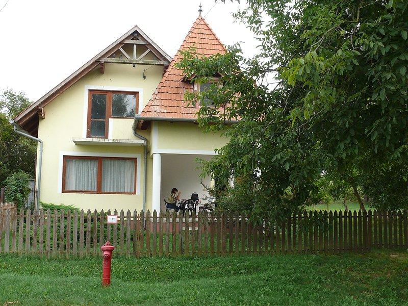 Anikó 12, casa vacanza a Vonyarcvashegy