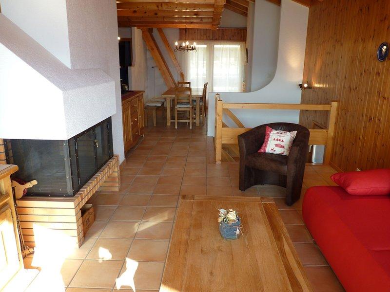 Le Zenith, holiday rental in Saillon