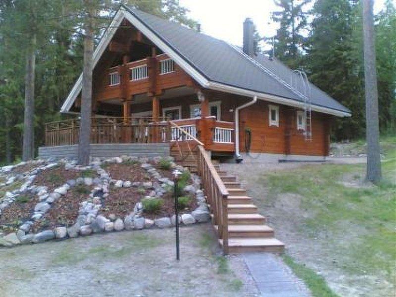 Liisakallela, holiday rental in Lapinlahti
