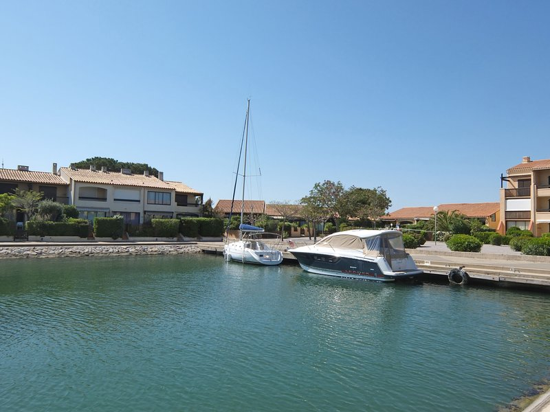 Les Marines des Capellans, holiday rental in Saint-Cyprien-Plage