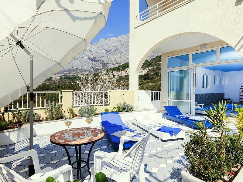Dorotea, holiday rental in Makarska