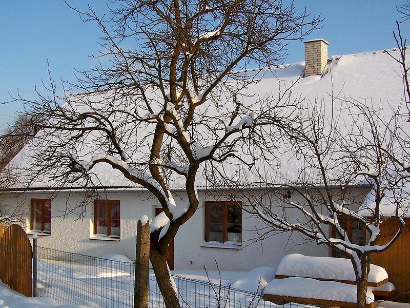 Chrastov, vacation rental in Strmilov