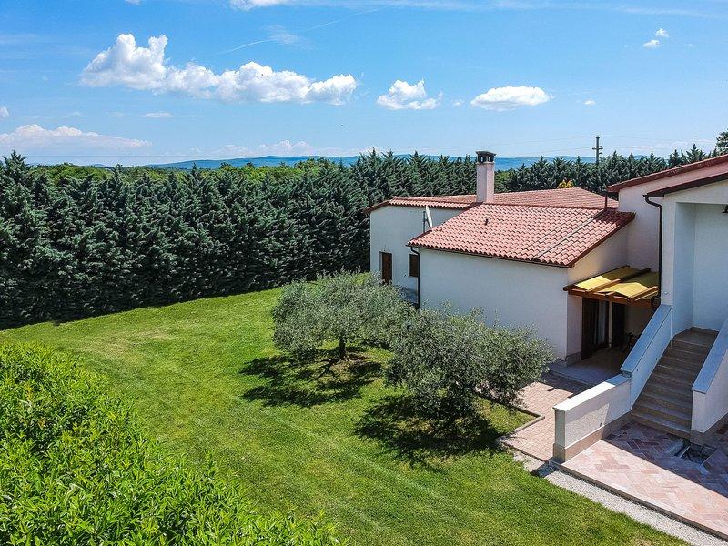 Lupetina, holiday rental in Bratulici