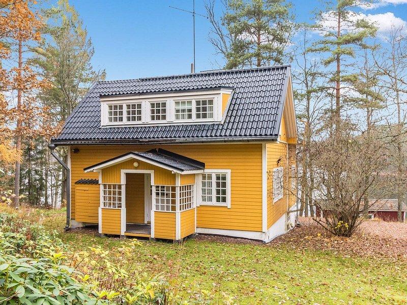 Sarvsjö, casa vacanza a Kirkkonummi