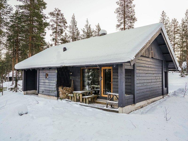 Neljä vuodenaikaa a1/karpalo, holiday rental in Kolari