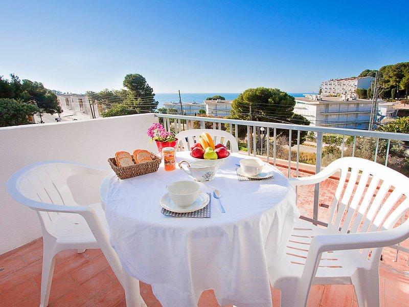 El Santiago II, holiday rental in Roses
