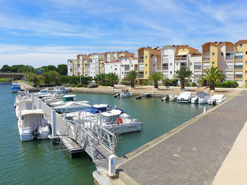 Les Marines II, vacation rental in Bages