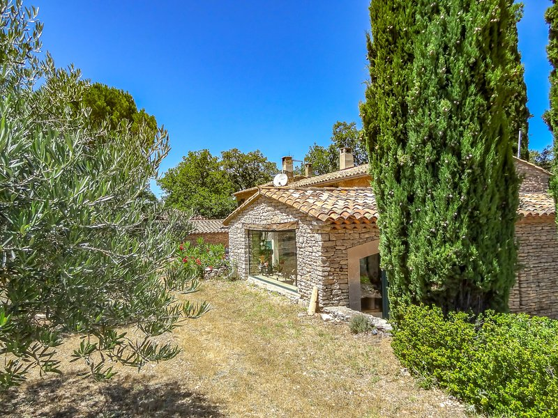 L'Hermitage St Pons, holiday rental in Bonnieux en Provence