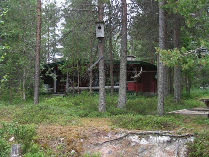 Kesäranta, holiday rental in Vallioniemi