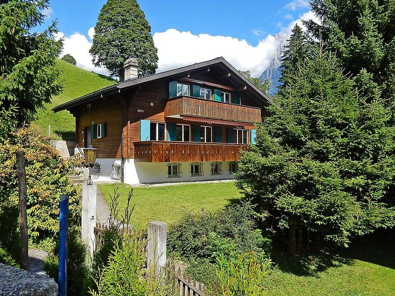 Chalet Bienli, holiday rental in Grindelwald